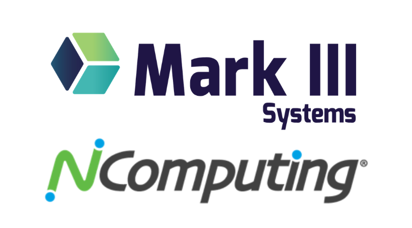 Mark III Systems and NComputing Announce Strategic Partnership
