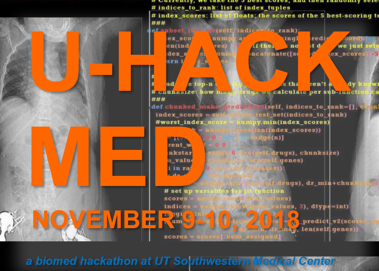 Hacking for the Next Breakthrough in Healthcare
