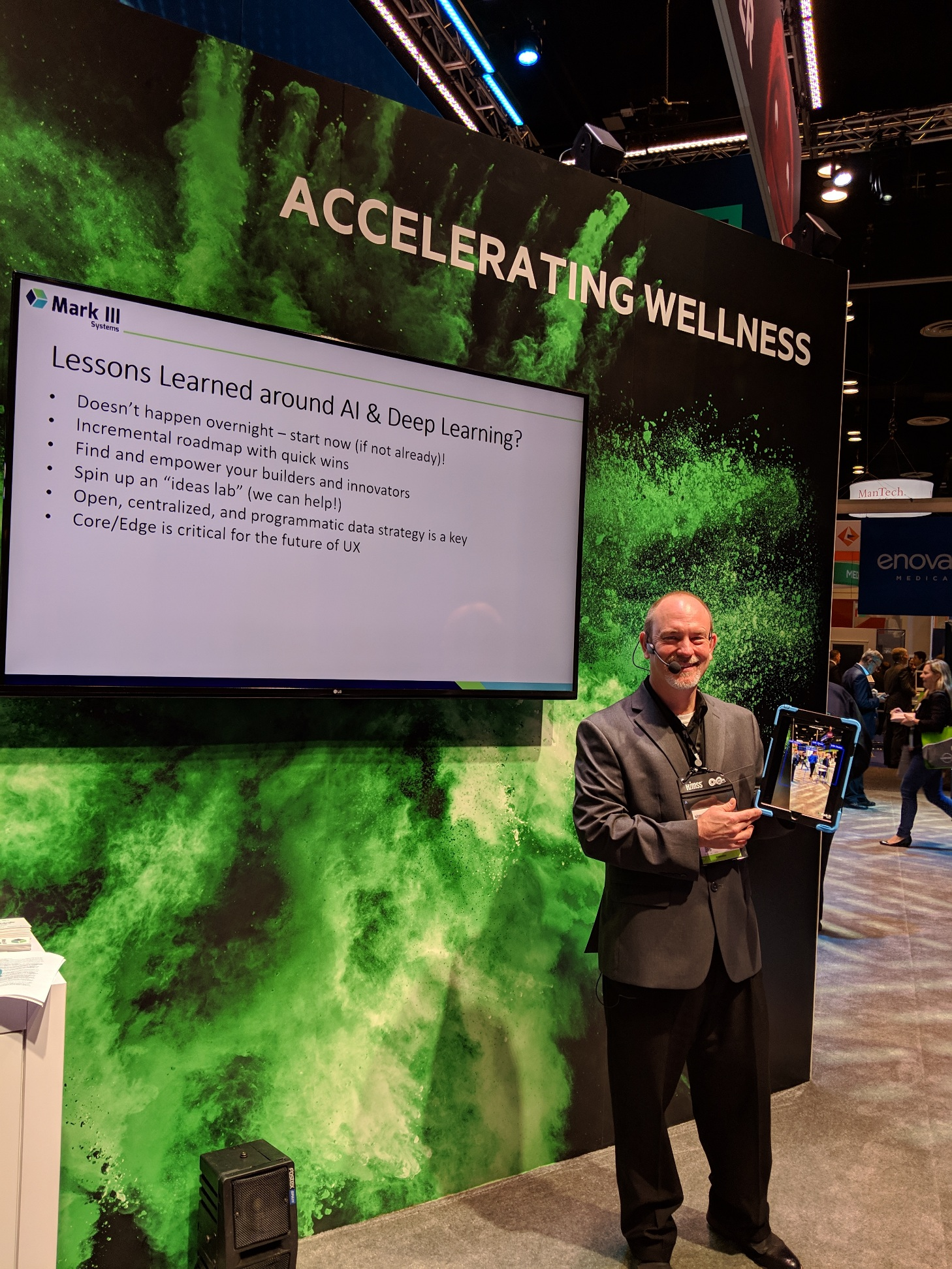 HIMSS19:  Six of Our Lessons Learned for the AI and Digital Transformation Journey Ahead