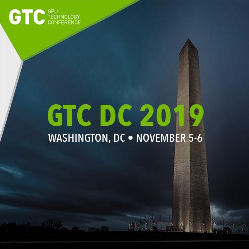 NVIDIA GTC in DC Life Saving Technology