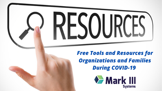 Free Resources During COVID-19
