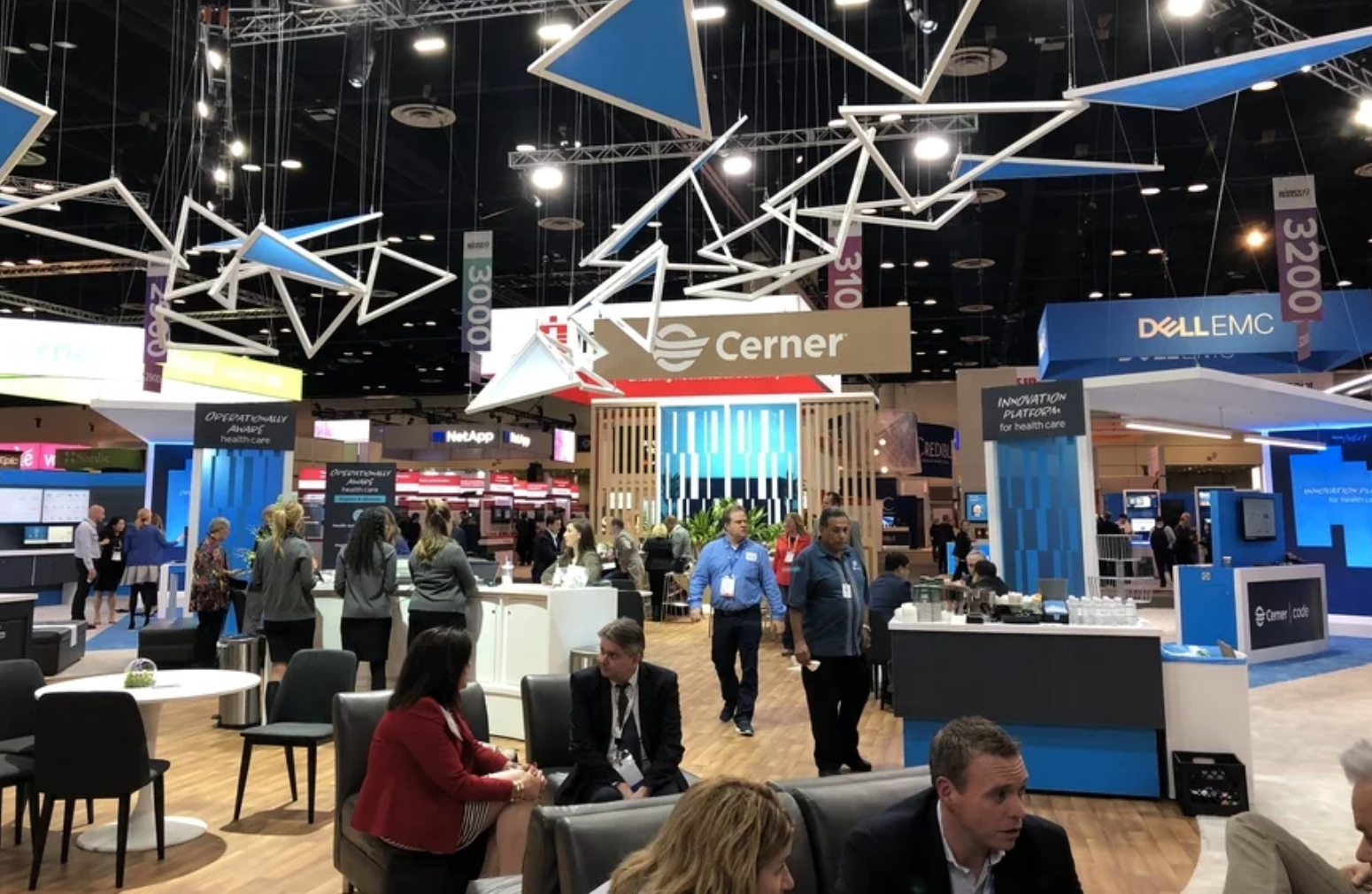 """All The Rage"" at HIMSS2020"