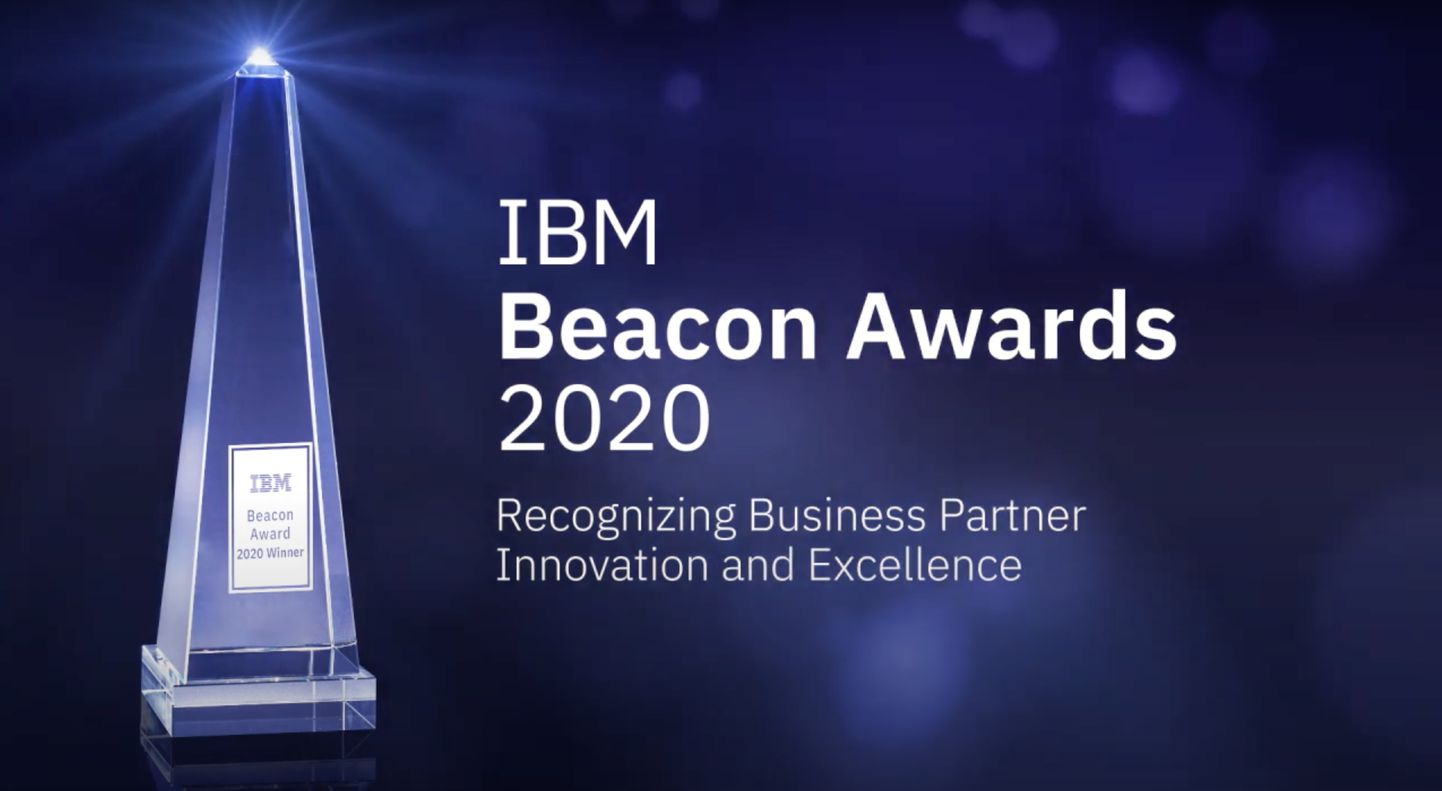Mark III Systems Wins Two 2020 IBM Beacon Awards and Two Beacon Finalists