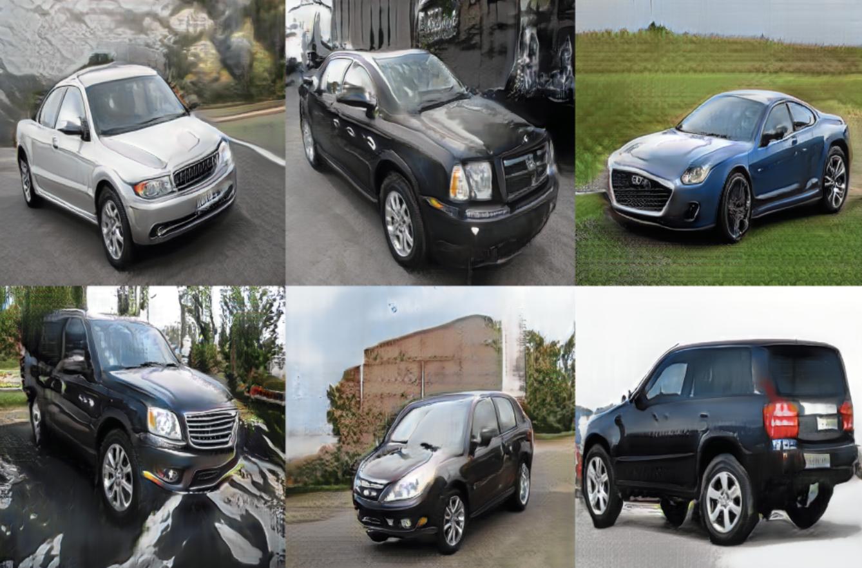 Car Image Generation Using GANs